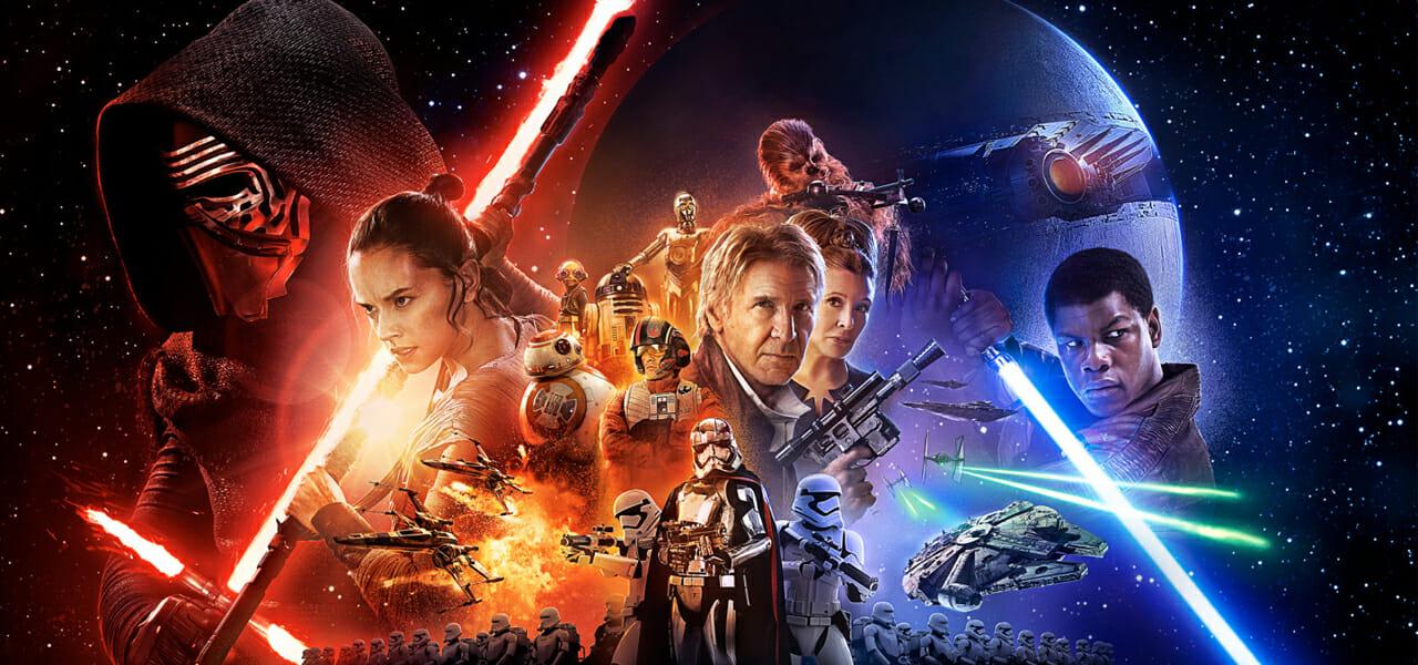 """คุ้มค่ากับที่รอคอย !! """"Star Wars : The Force Awakens อุบัติการณ์แห่งพลัง"""""""