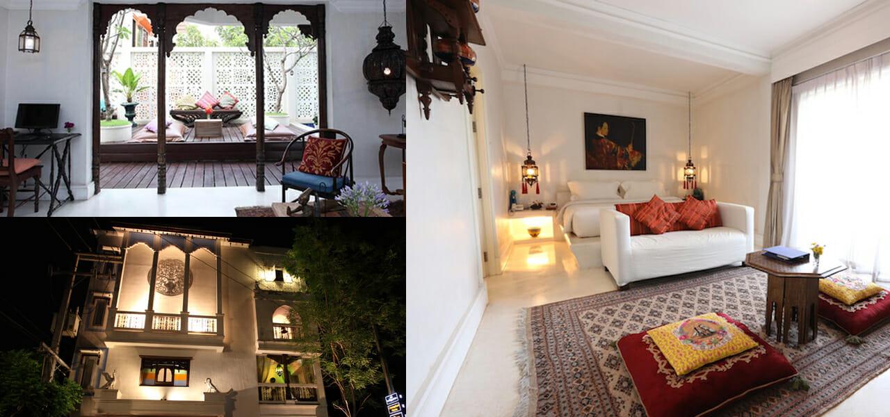 รีวิว At Niman Conceptual Home ที่พักเชียงใหม่ ใจกลางเมือง บรรยากาศสุดชิค