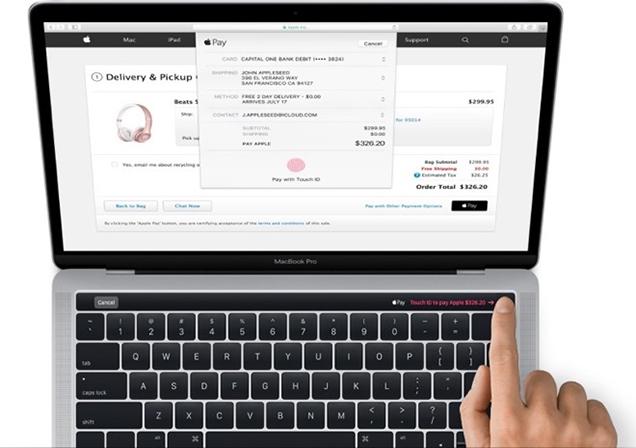 MacBook Pro รุ่นใหม่