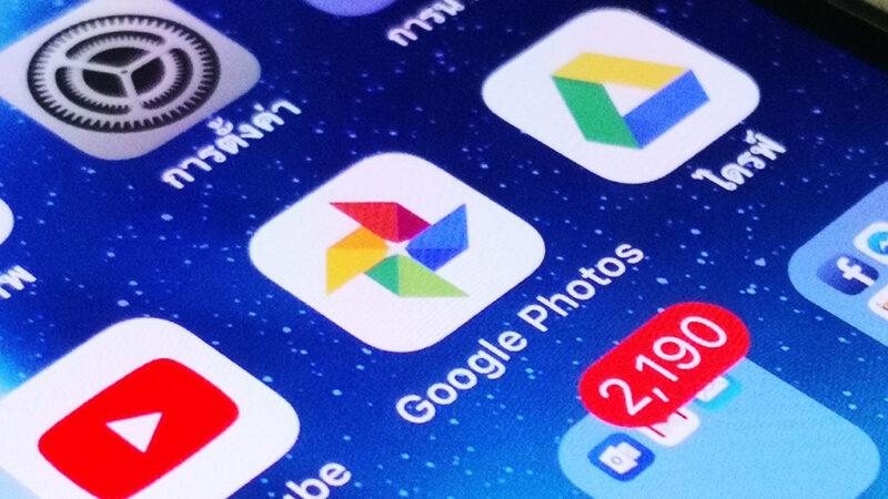 Google Photos ดีอย่างไร ทำไมคนใช้ iPhone ถึงควรใช้เก็บภาพ
