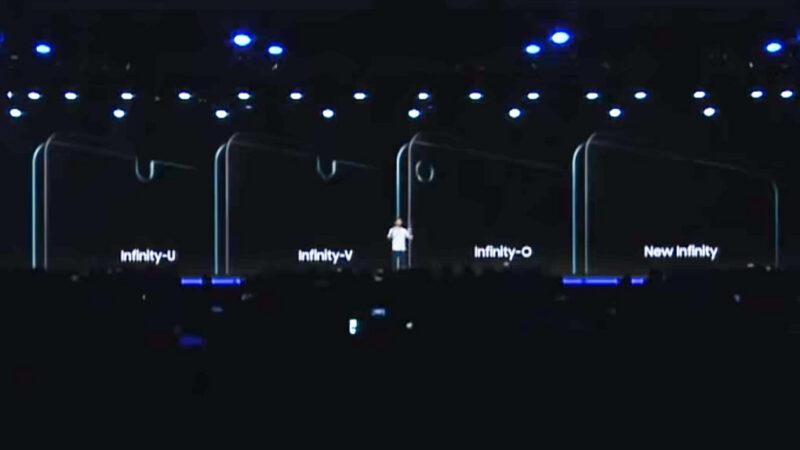 Samsung เผยโฉม One UI และ Infinity Flex ดีไซน์หน้าจอแบบใหม่