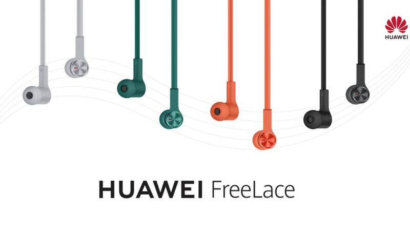 Huawei เปิดตัวหูฟัง FreeLace, นาฬิกา WATCH GT Active และ Elegant Edition