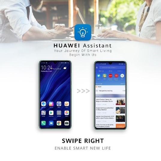 รู้จักกับ Huawei Assistant ผู้ช่วยอัจฉริยะของผู้ใช้สมาร์ทโฟนหัวเว่ย