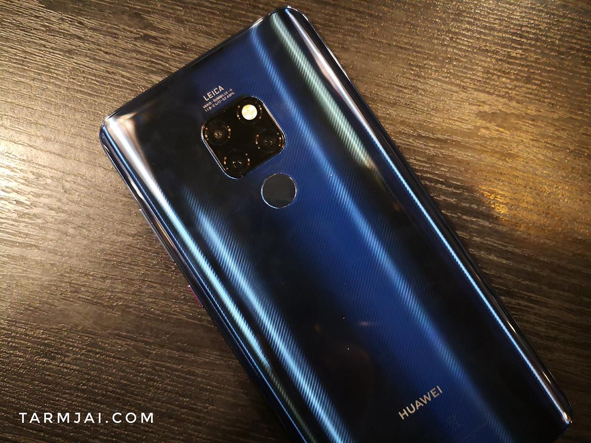 ข่าว Huawei โดนสหรัฐฯ แบน คนใช้มือถือ Huawei เดือดร้อนไหม