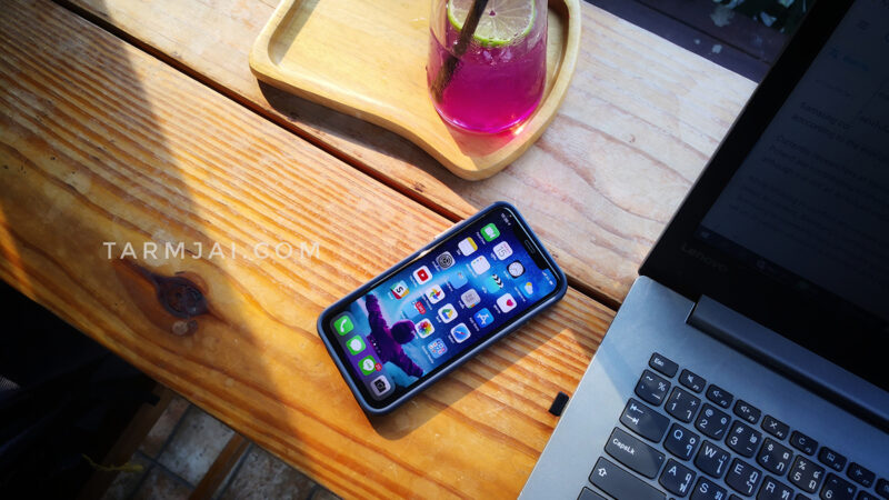 ทริปกาญจนบุรี กับภาพในวันพักผ่อนด้วย iPhone XS