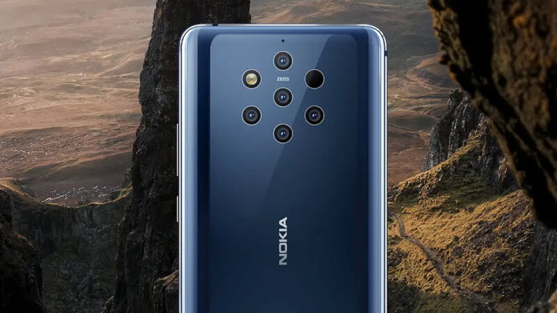 Nokia 9 PureView มือถือ Nokia ใหม่ล่าสุด เปิดตัวในไทย ราคา 18,900 บาท