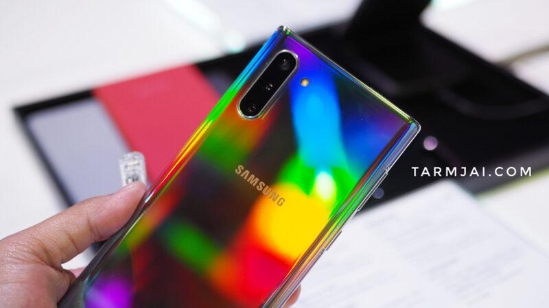 อยากเปลี่ยนมือถือใหม่ Samsung Galaxy Note 10 อยู่ในใจคุณแล้วหรือยัง
