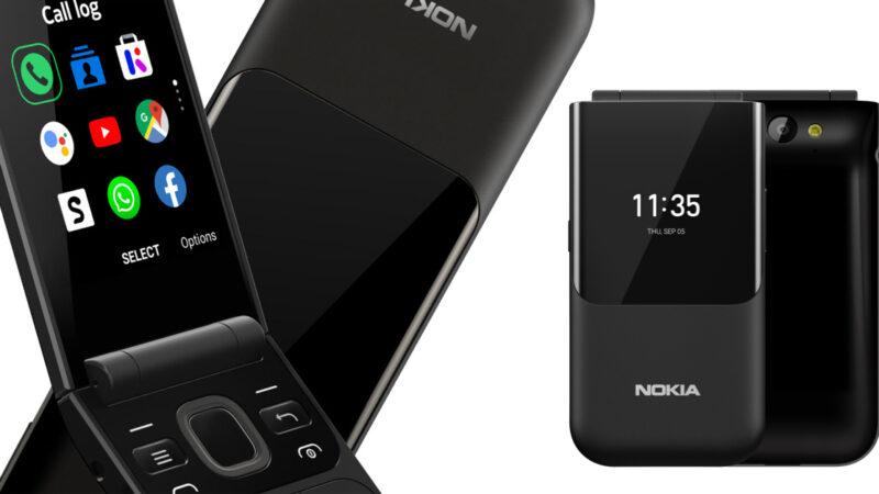 โดนใจจนอยากซื้อ Nokia 2720 Flip เปิดตัว มือถือฝาพับ ราคา 2,790 บาท