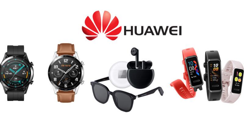 ส่องแก็ดเจ็ตใหม่ Huawei นอกเหนือสมาร์ทโฟน Huawei Mate 30 Series