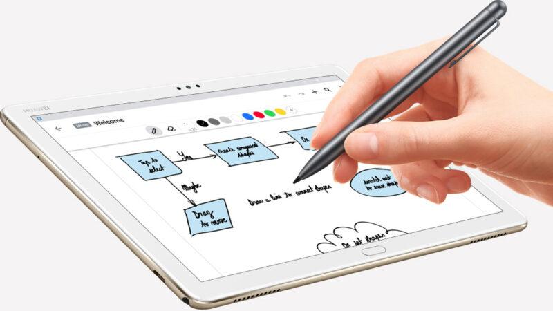 HUAWEI MediaPad M5 Lite 10 แท็บเล็ตรองรับปากกา มีระบบชาร์จเร็ว ราคา 10,990 บาท