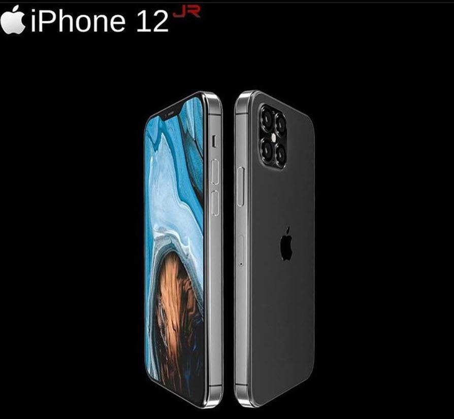 คอนเซ็ปต์ iPhone 12