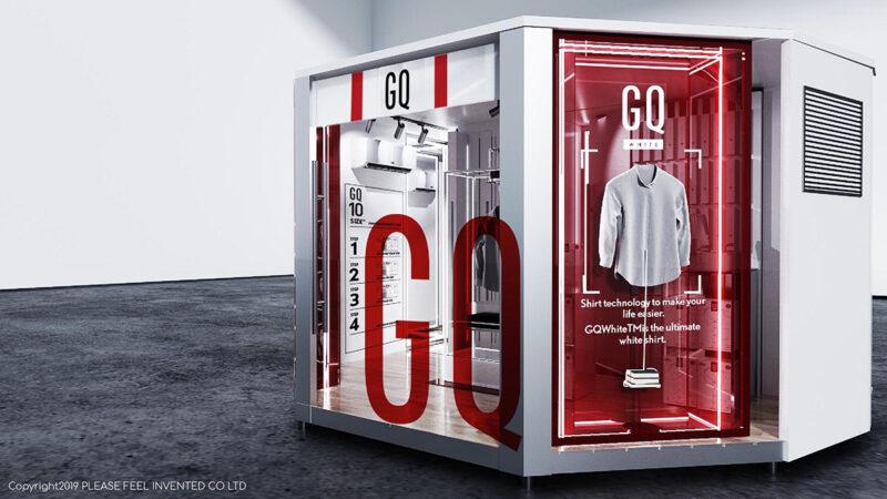 """จีคิวที่สุดแห่งความล้ำ ส่ง """"GQ Concept Store"""" สุดสมาร์ท แห่งแรกในไทย ใจกลาง BTS อารีย์"""