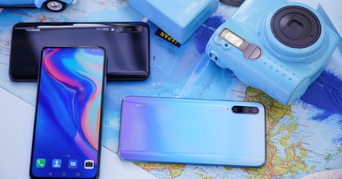 ของขวัญปีใหม่ 2563 Huawei จัดโปรโมชั่นอุปกรณ์ไอทีมากมาย ลดทันที 7%