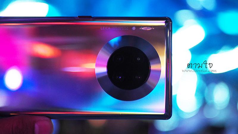รีวิว Huawei Mate 30 Pro