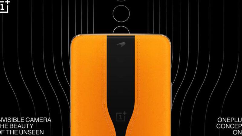CES2020 : เปิดตัว OnePlus Concept One มือถือซ่อนกล้องหลังได้ ฝาหลังหนังเย็บ