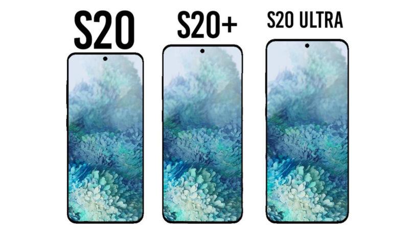 สเปกทั้งหมด Samsung Galaxy S20 ทุกรุ่น รู้ก่อนซื้อ เตรียมตัวรอเข้าไทย