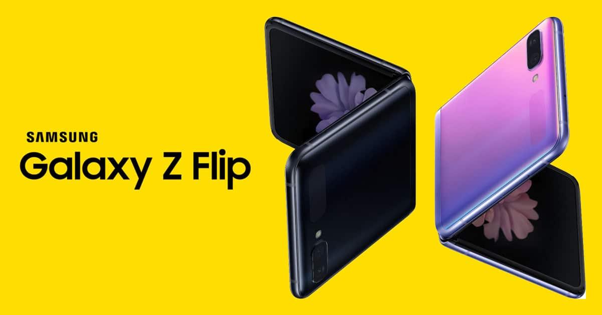 สเปก ราคา Samsung Galaxy Z Flip