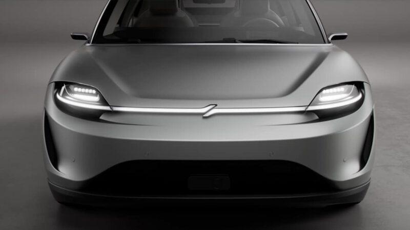 สู่โลกยานยนต์ ! รถยนต์ไฟฟ้า Sony Vision-S เปิดตัว ที่งาน CES 2020