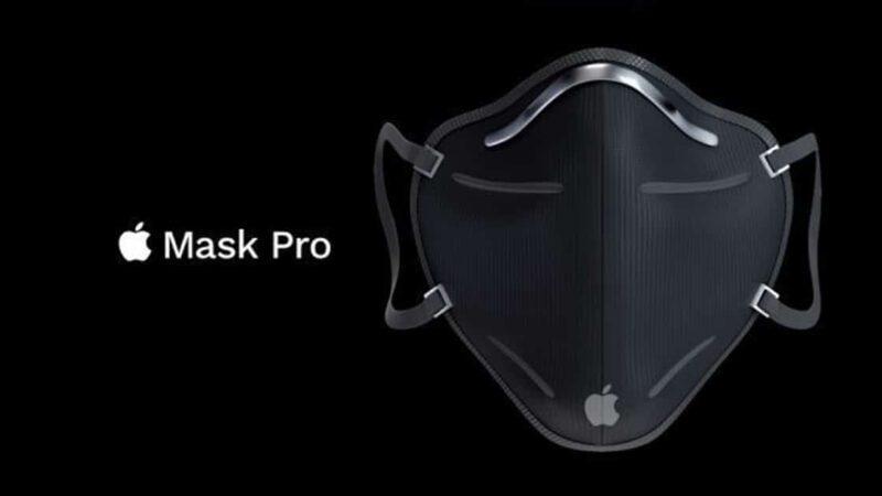 ชมคอนเซปต์ Mask Pro หน้ากากอนามัย Apple ป้องกันไวรัส 24 ชั่วโมง