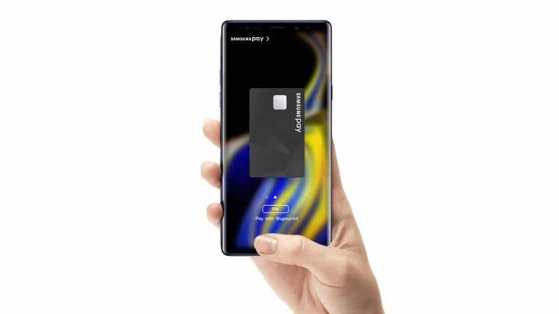 บัตรเดบิต Samsung Pay เปิดตัวเป็นครั้งแรก ตอกย้ำการจ่ายเงินแบบลดการสัมผัส