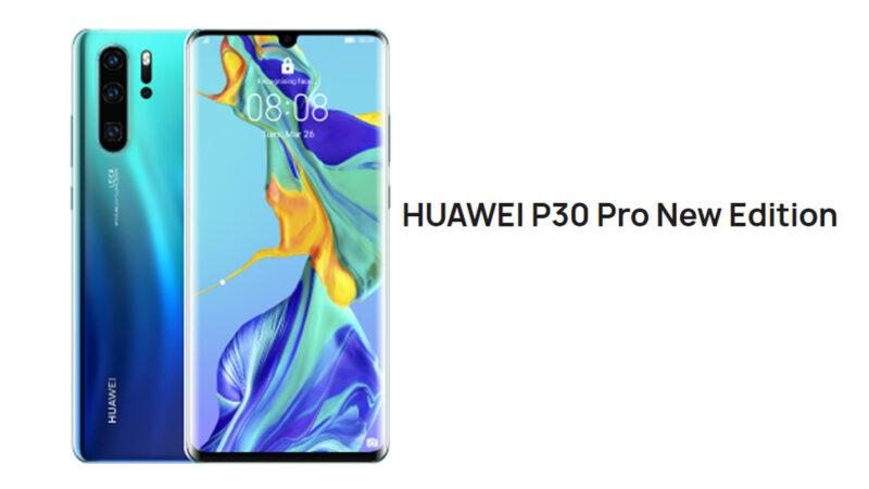 Huawei ออก Huawei P30 Pro New Edition มีแอพ Google มาด้วย