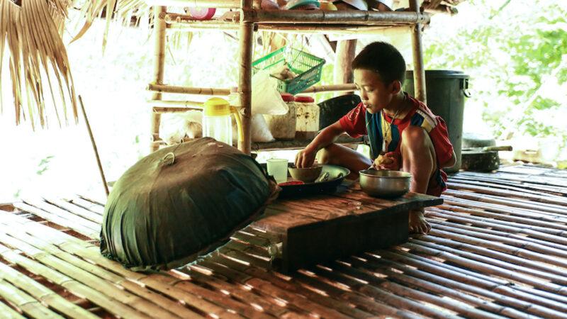 เสียงเล็กๆ จากผลกระทบมหันตภัยโควิด-19 ทำให้เด็กยากจนกว่า 750,000 ชีวิต ต้องอยู่ในภาวะขาดแคลนอาหาร