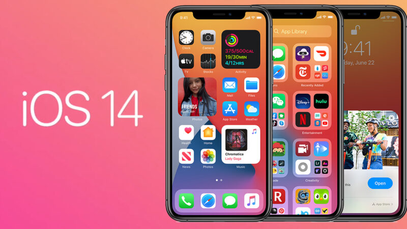 อัพเดท iOS 14 มีอะไรใหม่ รุ่นไหนได้ไปต่อ เดือนไหนถึงได้อัพ