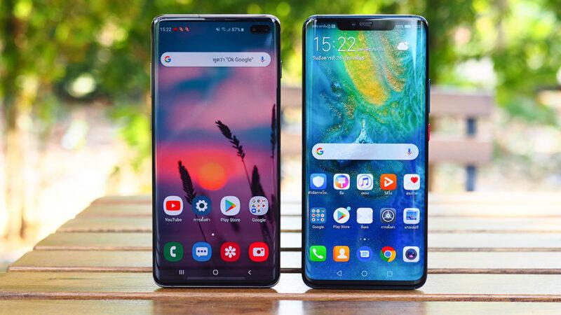 เม.ย. 2020 Huawei แซง Samsung ด้วยยอดส่งมอบสมาร์ทโฟนที่มากที่สุด