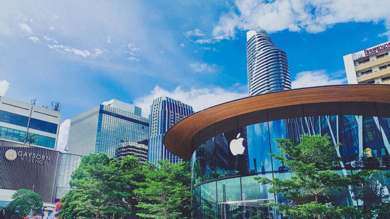 Apple Central World แลนด์มาร์คแห่งใหม่ย่านราชประสงค์ มากกว่าขายของ แต่ต้องเป็นส่วนหนึ่งกับชุมชน