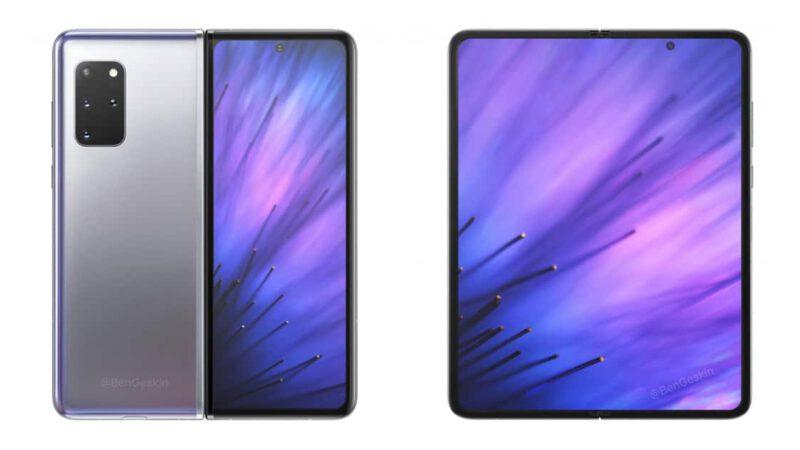 สมาร์ทโฟนพับได้รุ่นใหม่ของ Samsung จะใช้ชื่อ Galaxy Z Fold 2
