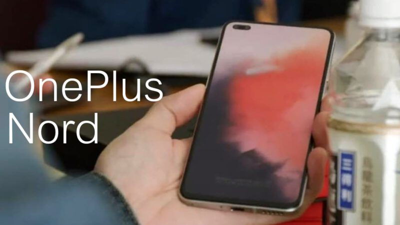 OnePlus ยืนยันสมาร์ทโฟนราคาถูกกำลังมา ชื่อ OnePlus Nord