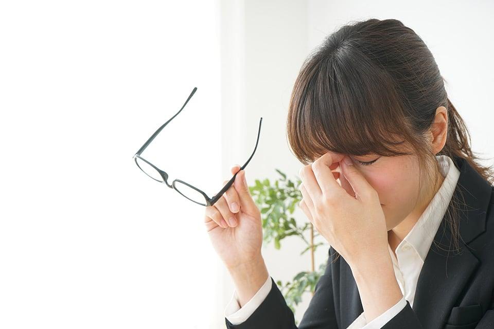 วิธีแก้ปัญหาตาล้า