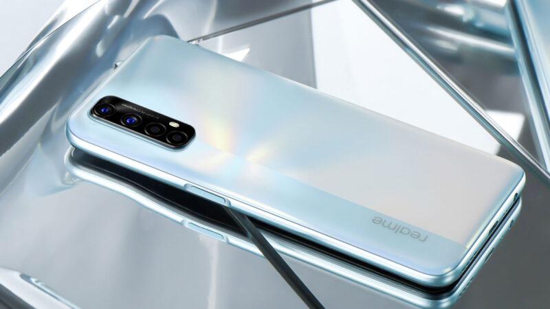 realme เปิดตัวสมาร์ทโฟนรุ่นใหม่ realme 7 และ 7 Pro ราคาไม่ถึงหมื่น