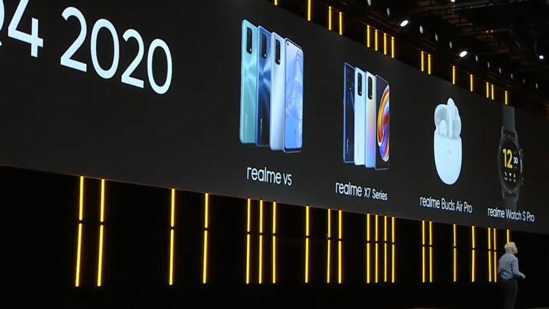 IFA 2020 : realme เปิดตัวสมาร์ทโฟน 11 รุ่น และสินค้าอื่นๆ เพียบ