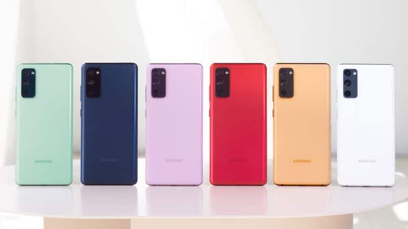 เปิดตัว Samung Galaxy S20 FE มี 6 สี หน้าจอ 120Hz ถ่ายซูมได้ 30 เท่า