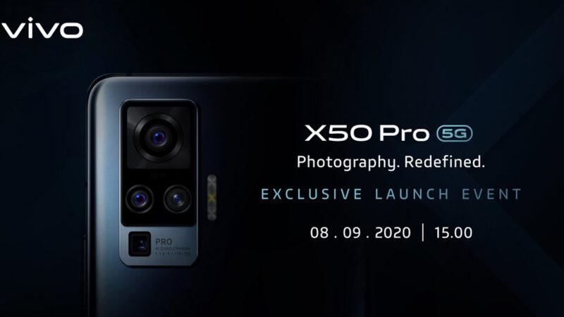 ชวนมารู้จัก Vivo X50 Pro 5G ก่อนเปิดตัวในไทย โทรศัพท์มือถือมีกันสั่น Gimbal