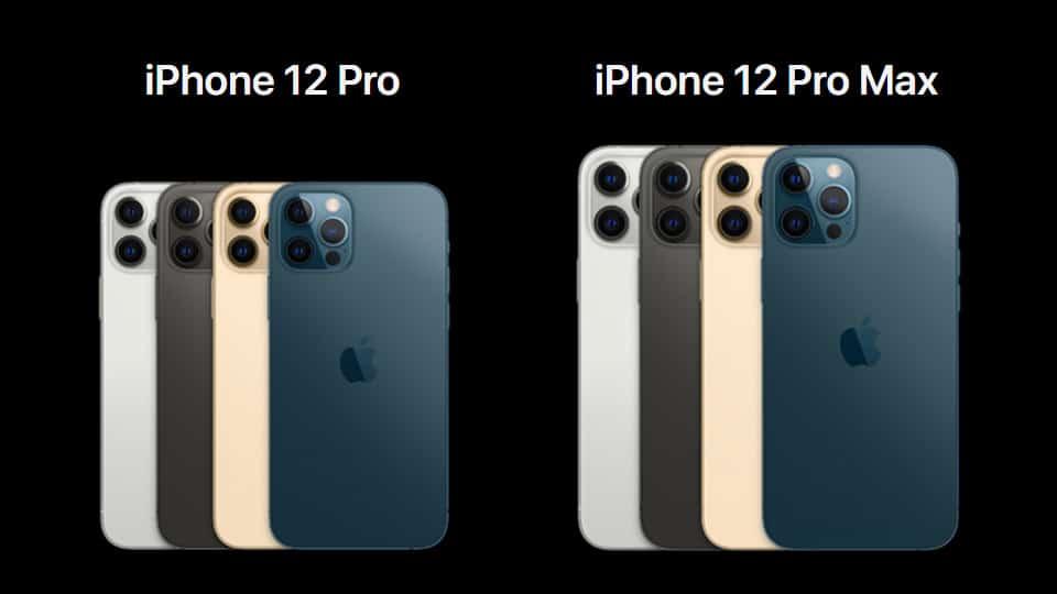 กล้อง iPhone 12