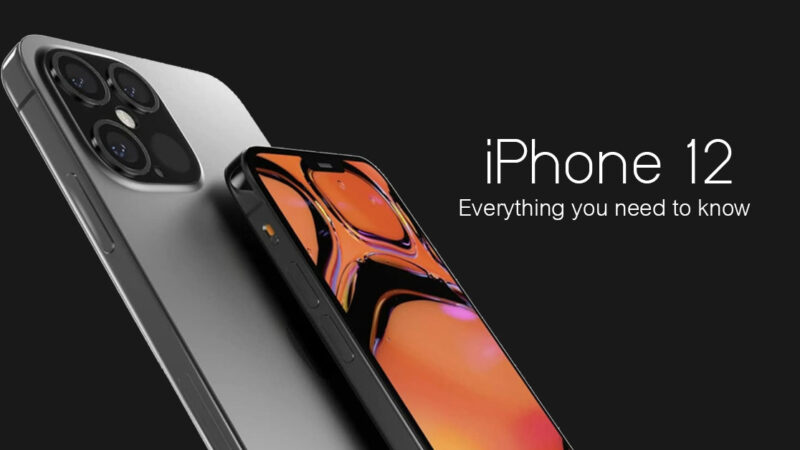iPhone 12 ข้อมูล ข่าว อัปเดตล่าสุด จะเปิดตัว 4 รุ่น เริ่มต้นด้วยรุ่น mini