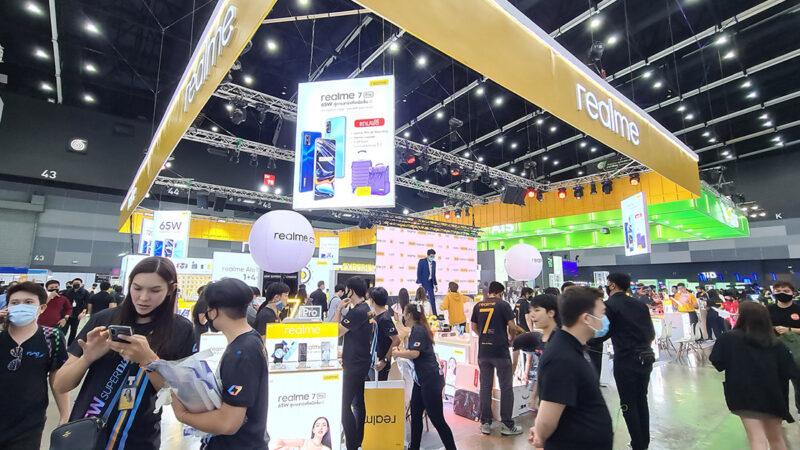 Mobile Expo 2020 : realme ยกขบวนสมาร์ทโฟนและ AIoT จัดเต็มโปรโมชันและของแถมสุดคุ้ม