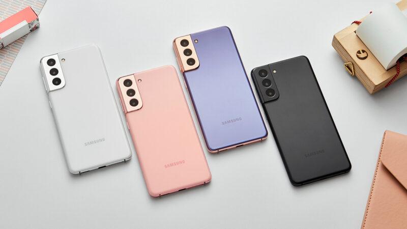 ซัมซุง เปิดตัว Galaxy S21 5G และ Galaxy S21+ 5G ปรับดีไซน์เล็กน้อย