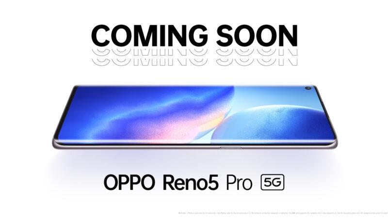 """11 ก.พ. นี้ เตรียมพบกับ """"OPPO Reno5 Pro 5G"""" ที่สุดของสมาร์ทโฟน 5G ระดับพรีเมี่ยมที่ถ่ายวิดีโอ Portrait สวยที่สุด"""