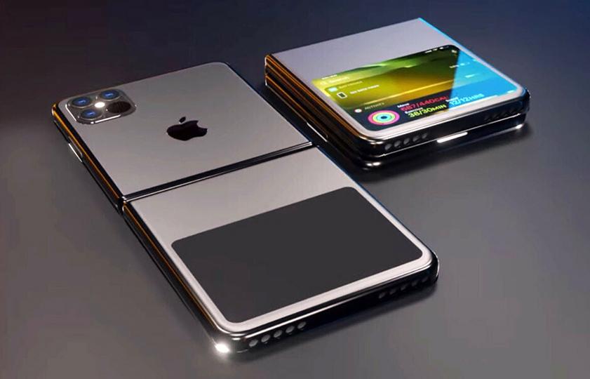 iPhone พับได้