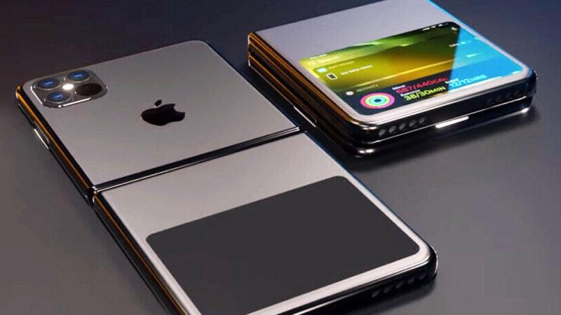iPhone พับได้ เปิดตัว ปี 2023 ขนาดหน้าจอ 7.5 – 8 นิ้ว