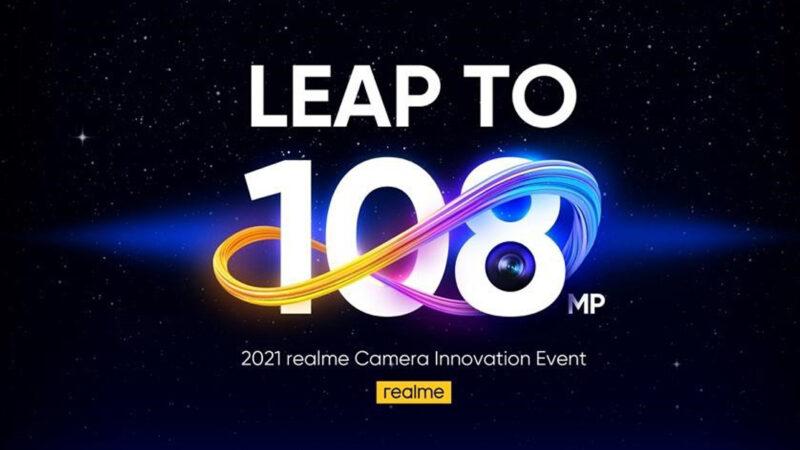 realme เปิดตัวครั้งแรกกับนวัตกรรมกล้อง 108 ล้านพิกเซล พร้อมนำเทรนด์ฟีเจอร์การถ่ายภาพ