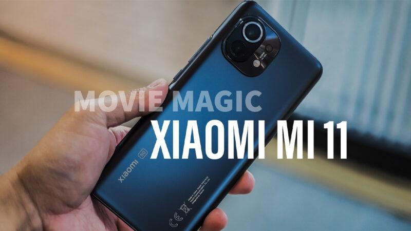 Xiaomi Mi 11 ขายในไทยแล้ว บอกเล่าความรู้สึกหลังได้ทดลองใช้