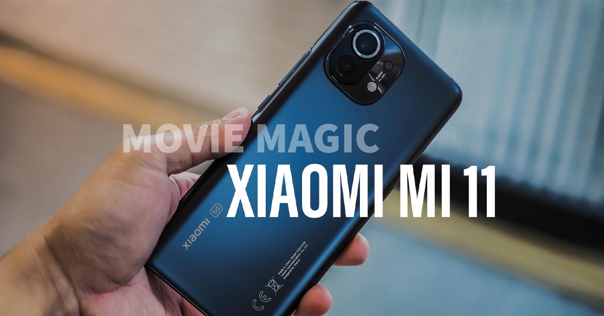 Xiaomi Mi 11 ขายในไทย