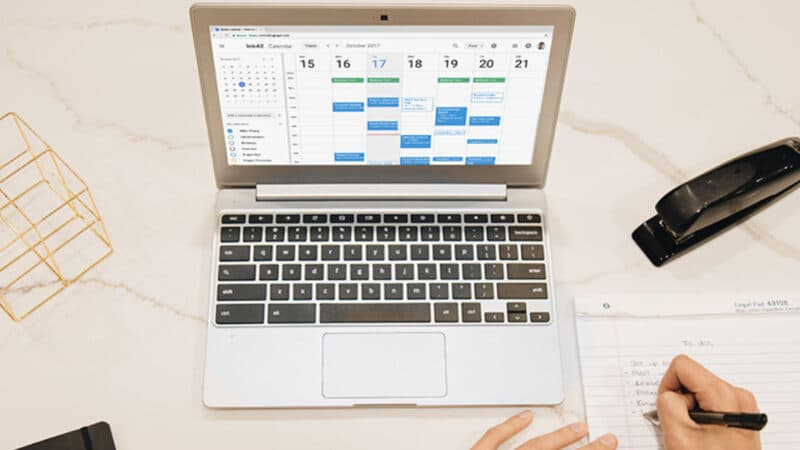 Work From Home : วิธีสร้างตารางนัดหมายด้วย Google Calendar สำหรับพีซี