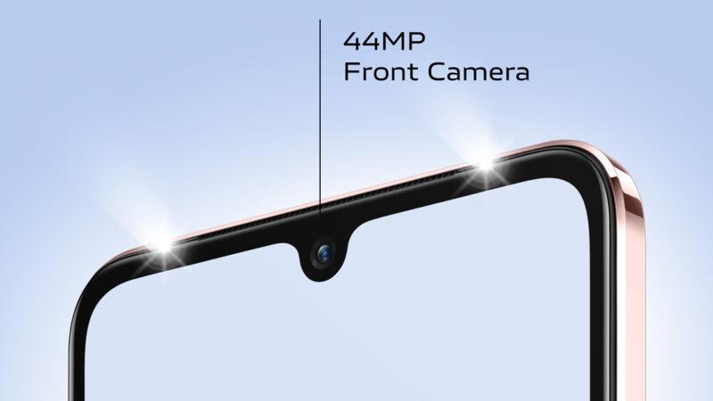 Vivo V21 5G ใกล้เปิดตัวในไทย แง้มสเปกกล้องหน้า 44MP