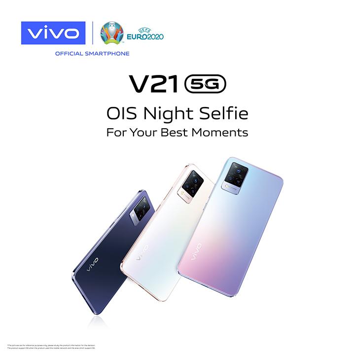 เปิดตัว V21 5G