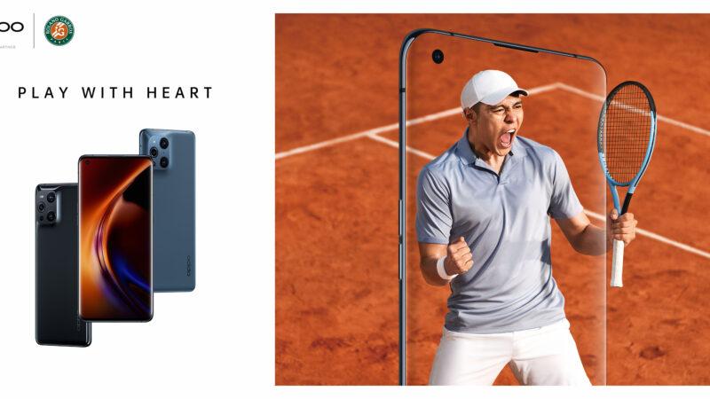 OPPO เฉลิมฉลอง เนื่องในโอกาส 3 ปีแห่งความสำเร็จ ในการร่วมมือกับ Roland-Garros